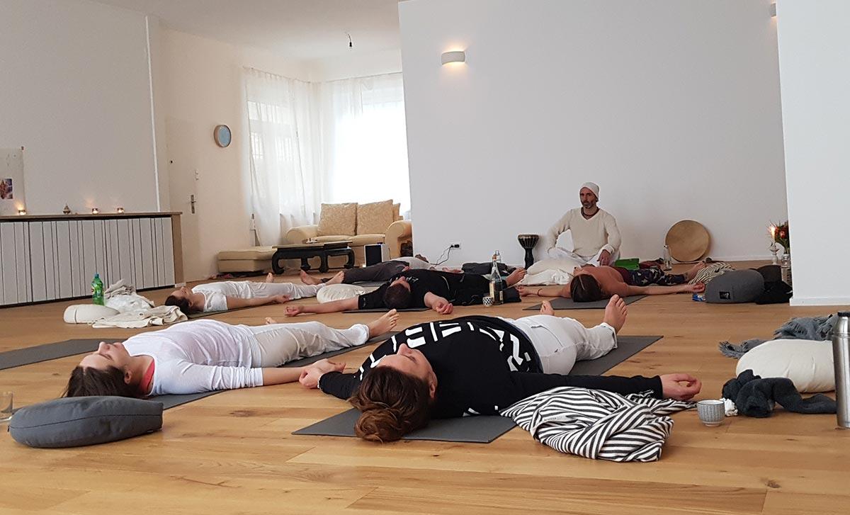 Kundalini Yoga Augsburg Inti Maier