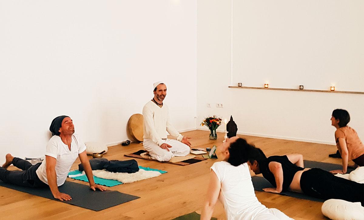 Kundalini Yoga Augsburg