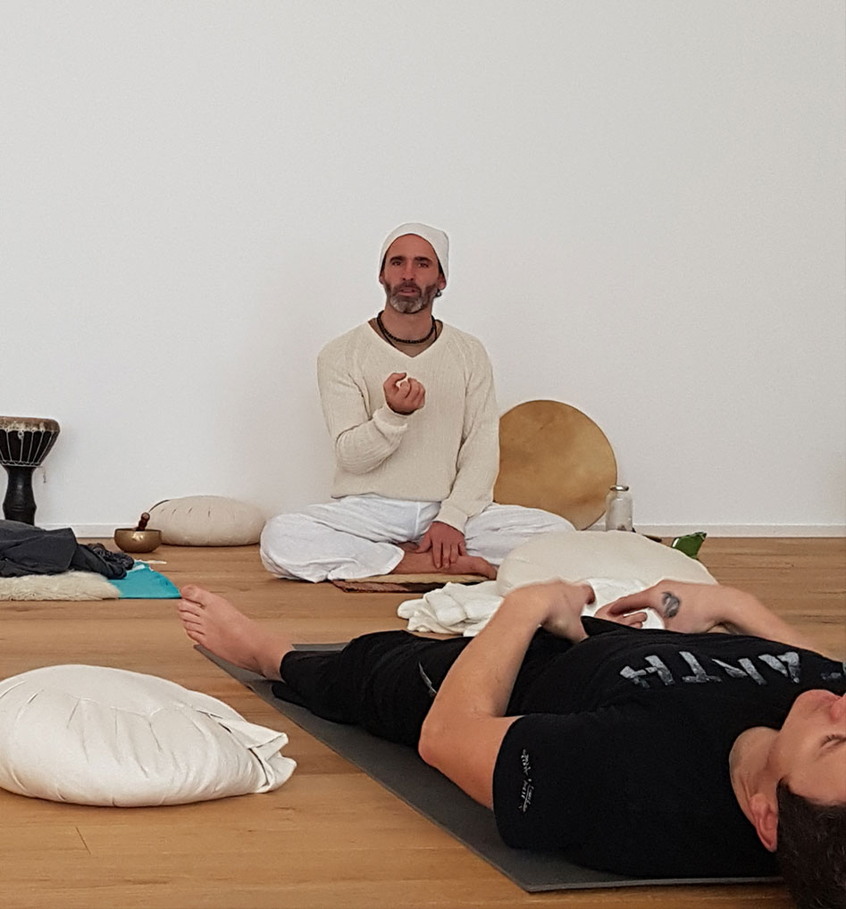 IInti Maier Kundalini Yoga Teacher