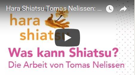 Hara Shiatsu Therapie Augsburg Massage